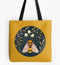 Harvester von Gold Tote Bag