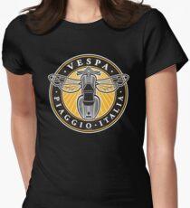 Camiseta entallada Vespa Piaggio Italia