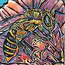 The Bee by LisaKSalerno