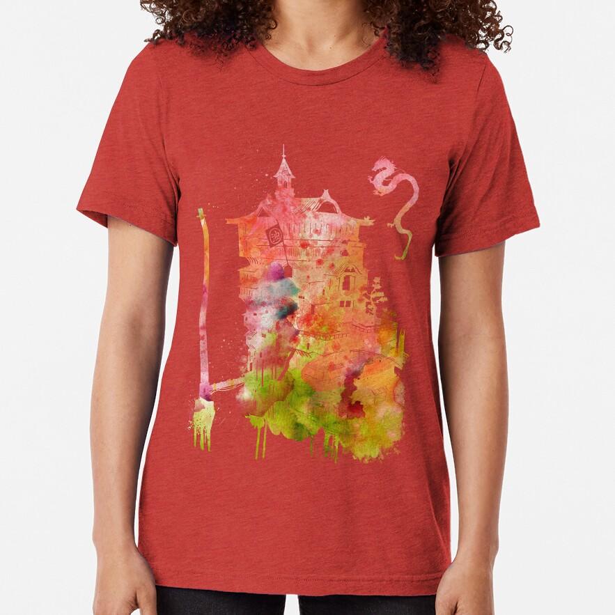 Bath House Tri-blend T-Shirt