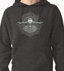 Vespa - In Tutto Il Mondo (grey) Pullover Hoodie