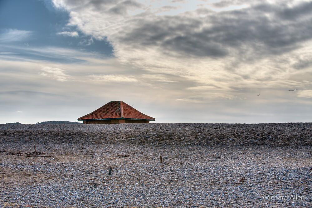 Blakeney Beach Hut by Lea Valley Photographic