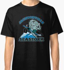 Jacksonville Sea Storm Classic T-Shirt