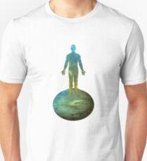 PLANETARY LOGOS T SHIRT LARGE IMAGE Unisex T-Shirt