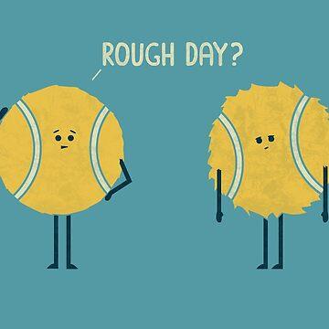 Rough Day by theodorezirinis