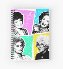 Golden Girls POP! Spiral Notebook