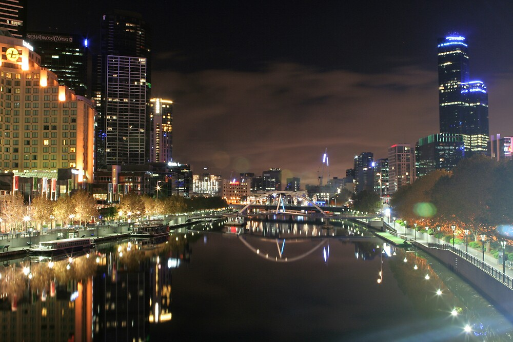 Melbourne 2 by Mark Mair