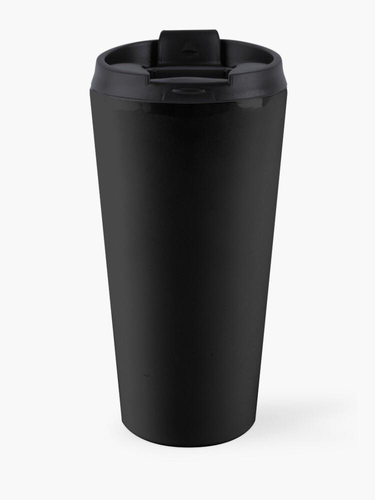 Alternate view of I AM NO MAN Travel Mug