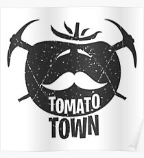 TOMATO TOWN Poster