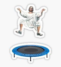 Holy Trampoline Sticker
