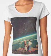 Camiseta premium para mujer Amor