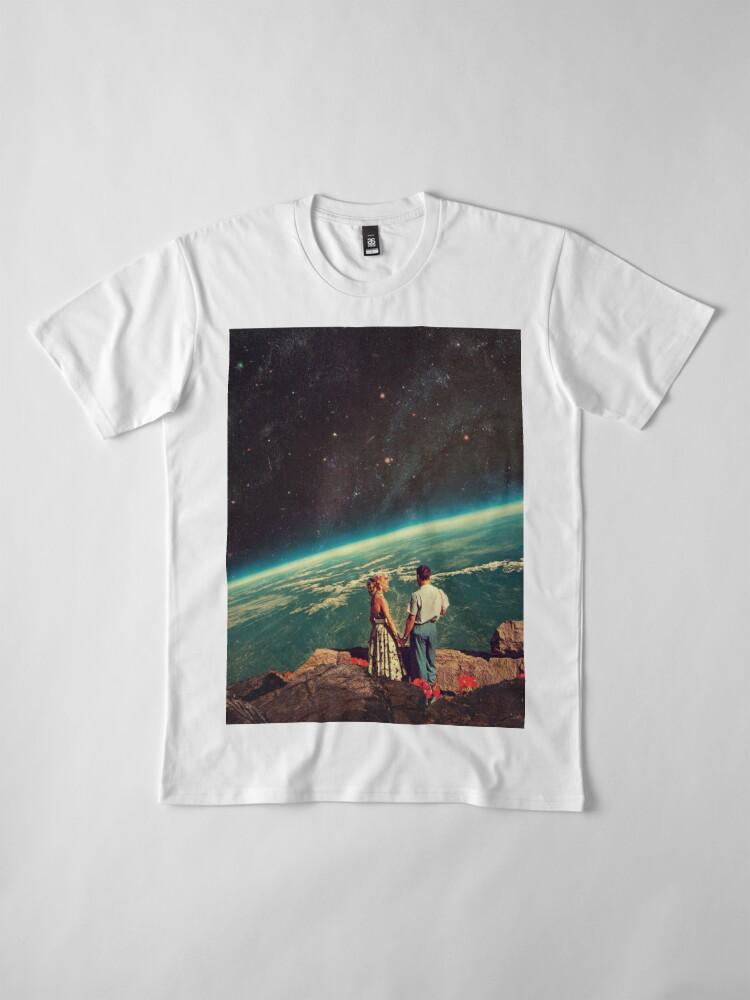 Vista alternativa de Camiseta premium Amor