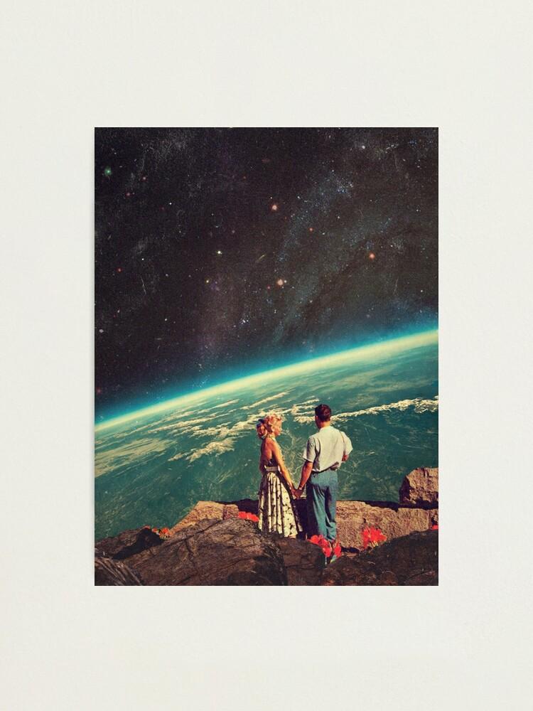 Alternate view of Love Photographic Print