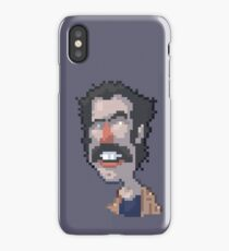 Pixelart portrait iPhone Case/Skin