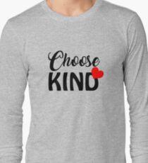 Choose Kind Shirt/ Anti Bullying t-Shirt/ Teacher Shirt Choose Kind/ Lover Gifts/ Choose Kind Anti-Bullying Teacher T-Shirt Unisex Tee Long Sleeve T-Shirt