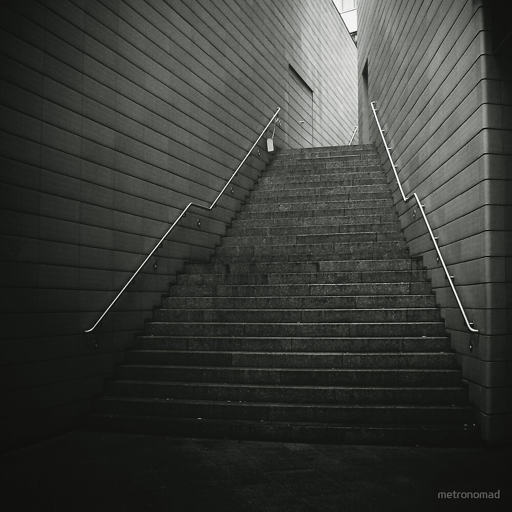 Stairs by metronomad