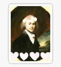 John Quincy Adams  Sticker