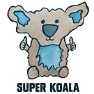 Super Koala by MustardBuffalo