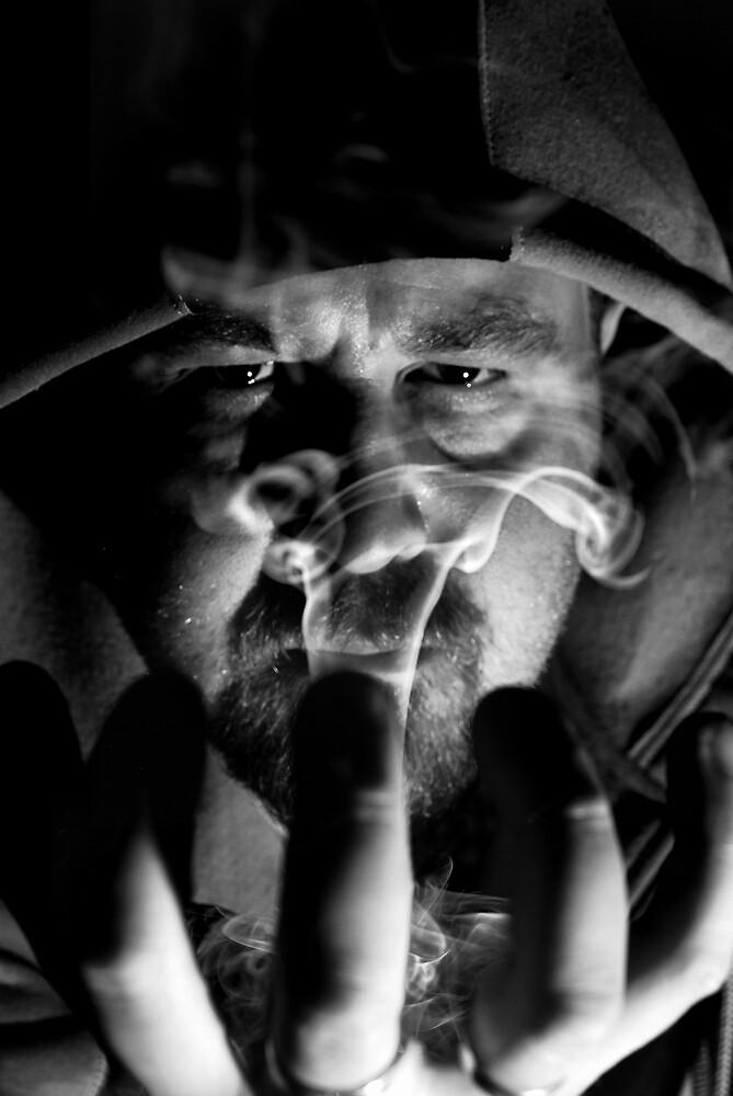 Self Portrait! by Jay Payne