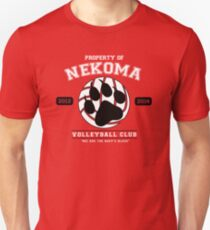 Team Nekoma Unisex T-Shirt
