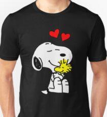 peanuts be my valentine snoopy Unisex T-Shirt