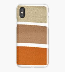 Copper Spots iPhone Case