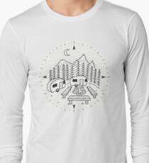 Earth Heart Long Sleeve T-Shirt