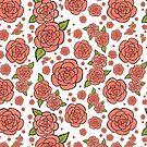 Rosey Posey Roses by Nikita Iszard