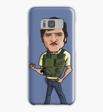 Pedro Pascal  Cartoon Samsung Galaxy Case/Skin