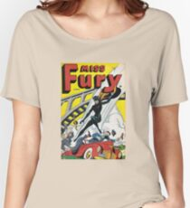 Miss Fury Women's Relaxed Fit T-Shirt