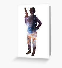 Princess Leia Greeting Card