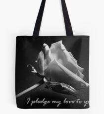 Pledge Tote Bag