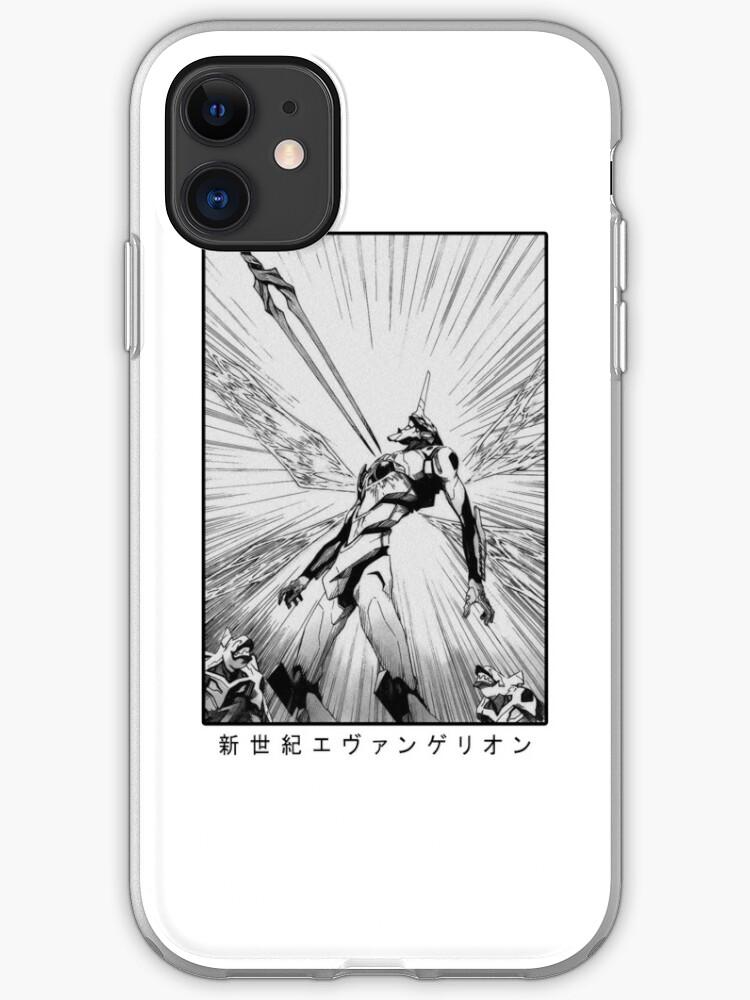 neon genesis evangelion iphone case 59ff4d