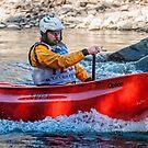 Locust Fork Canoe Racer by Jeffrey S. Rease