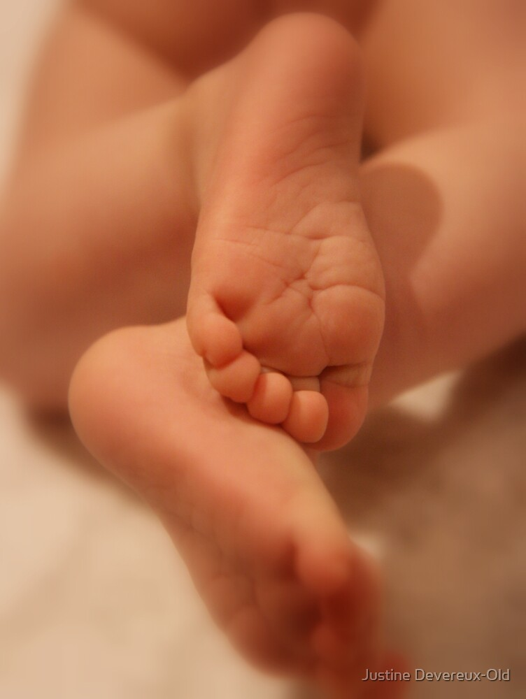 Just a couple of feet... by Justine Devereux-Old
