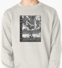 Neon Genesis Evangelion Pullover Sweatshirt