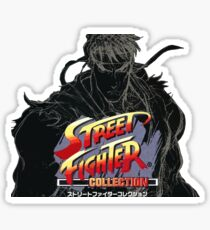 Street Fighter Collection Sticker