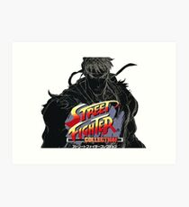 Street Fighter Collection Art Print