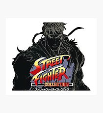 Street Fighter Collection Photographic Print