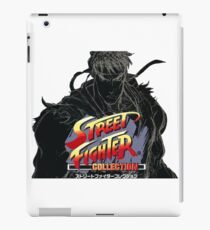 Street Fighter Collection iPad Case/Skin