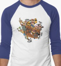 Father and His Children T-Shirt