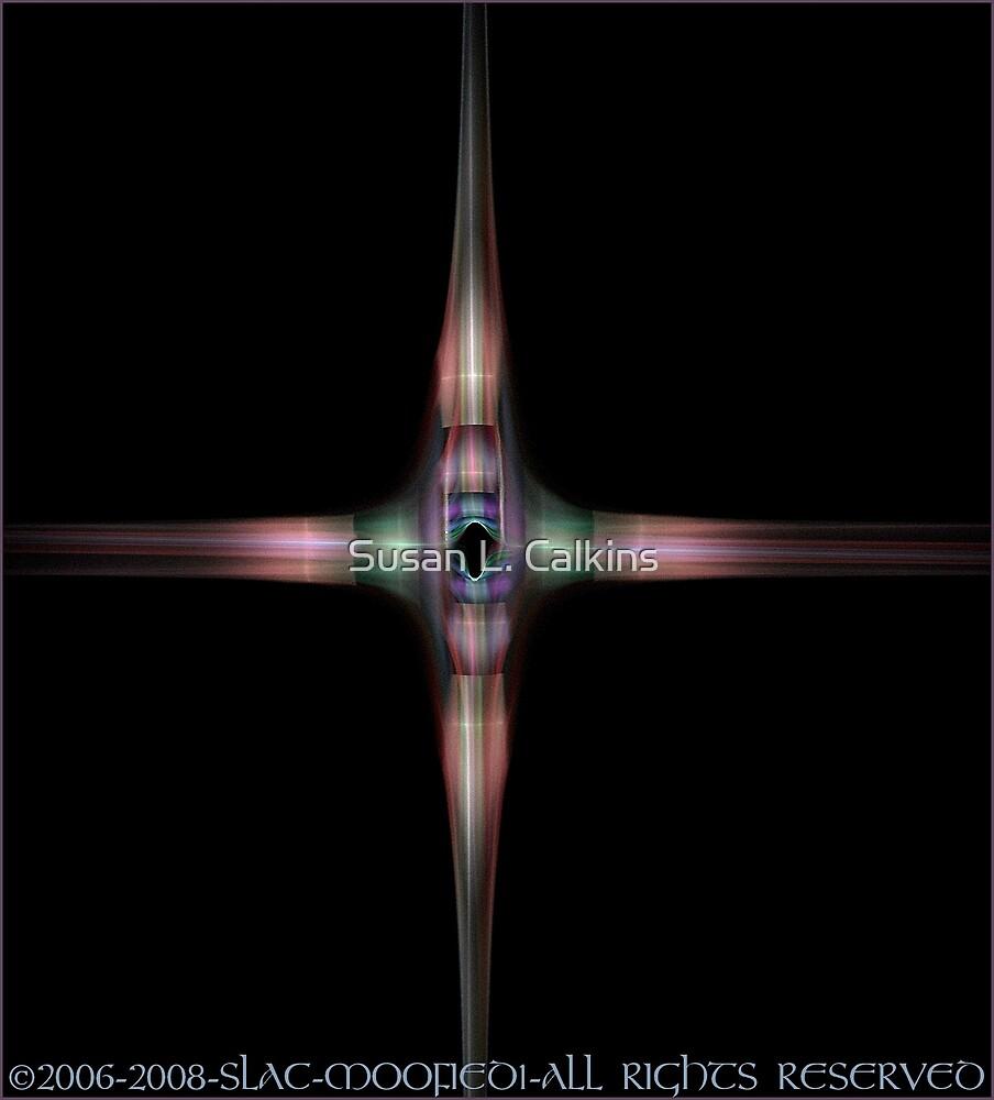 Crossed 2 by Susan L. Calkins