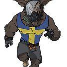 Swedish Moose by hiwez