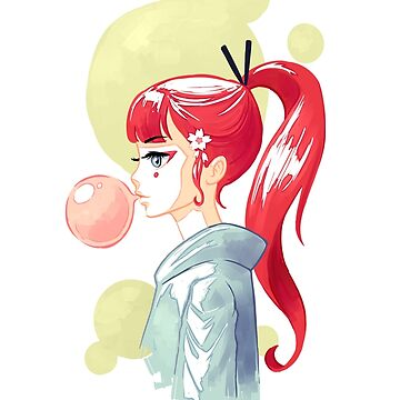Bubblegum by freeminds