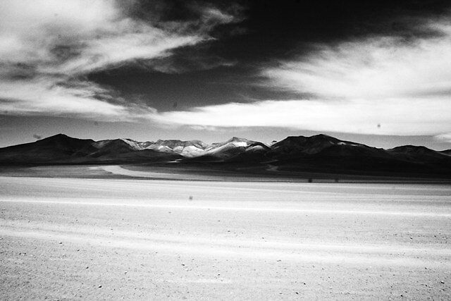 Bolivian Mountains by skay2k