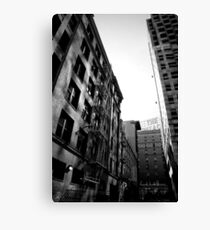 truth is more of a stranger than fiction Canvas Print