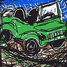 Jeep by rimadi