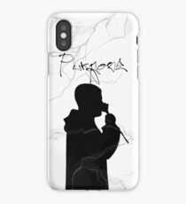 Purpose Tour Silhouette - Marble iPhone Case/Skin