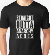Fortnite Battle Royale - Straight Outta Anarchy Acres Unisex T-Shirt