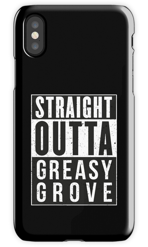 Fortnite battle royale straight outta greasy grove for Grove iphone 4 case